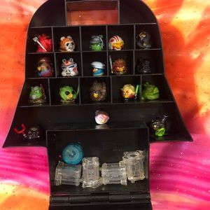 Star Wars Angry Birds Telepods & Darth Vader Case